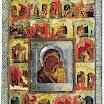 Богоматерь Казанская с изображением чудес в двадцати клеймах. XVII век.jpg
